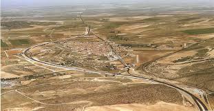 Vista aérea de Pozo Cañada